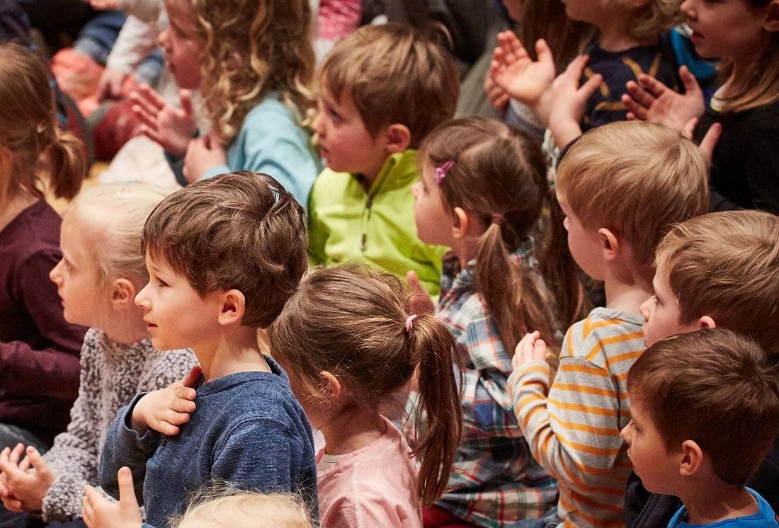 Adventprogramm, Gasteig, Kinder, staunen, Gesichter, Weihnachtstipps // München mit Kind