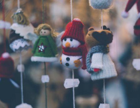 Weihnachtsmarkt Zauber, Umland, Tipps, Figuren, Schneemann // München mit Kind