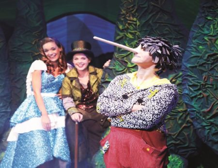 Pinocchio Musical // Muenchen mit Kind
