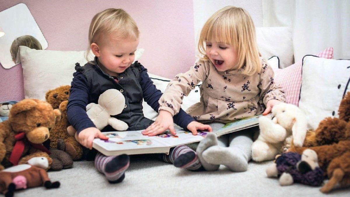 Librileo Vorlesebuecher vorlesen // Muenchen mit Kind