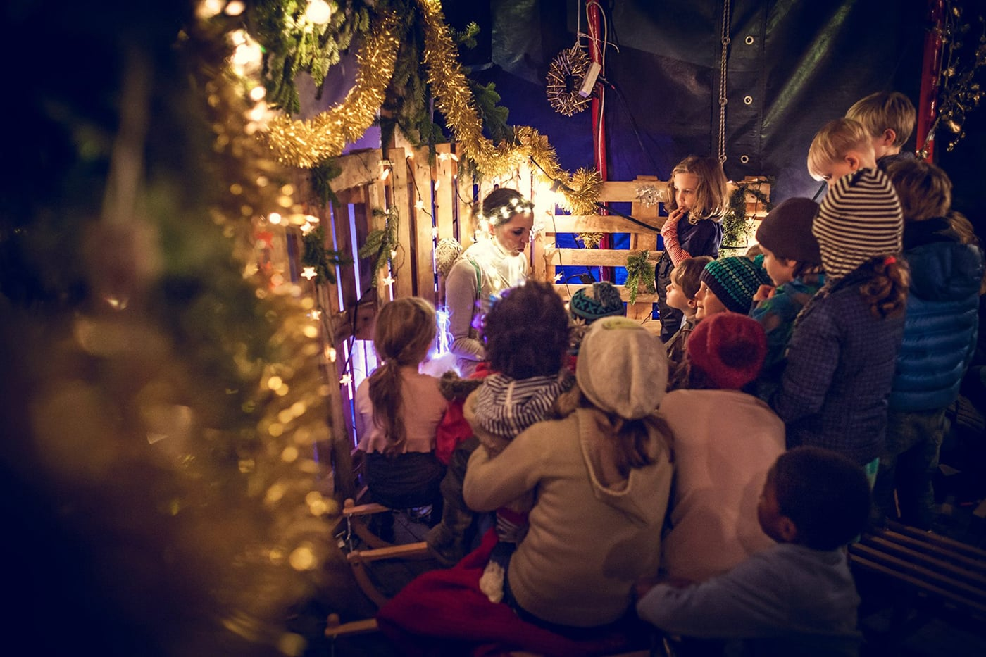 Maerchenbazar Weihnachtsmaerkte // HIMBEER