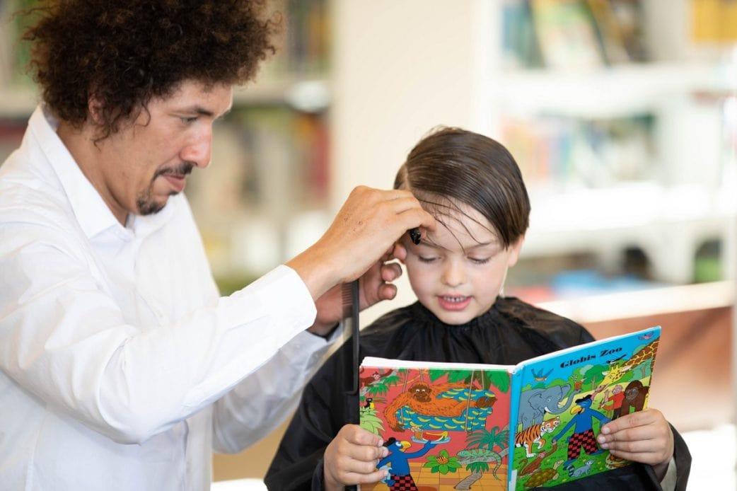 Danny Beuerbach, Book a look, vorlesen, Termintipp // München mit Kind