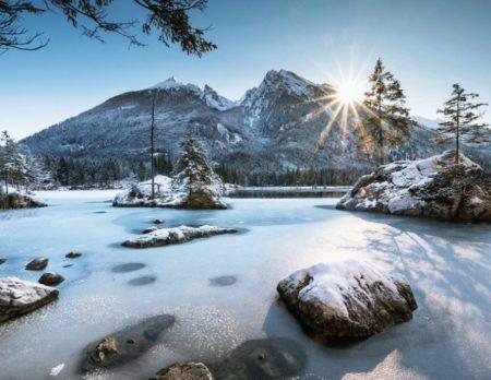 Zauberwaldrunde Berchtesgarden Wandern // HIMBEER