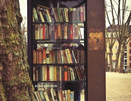 Bücherschränke, München, Bücher, Kinderbücher, Schrank, tauschen statt kaufen // München mit Kind