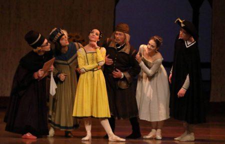 widerspenstigen Zähmung Ballett Theater // Muenchen mit Kind
