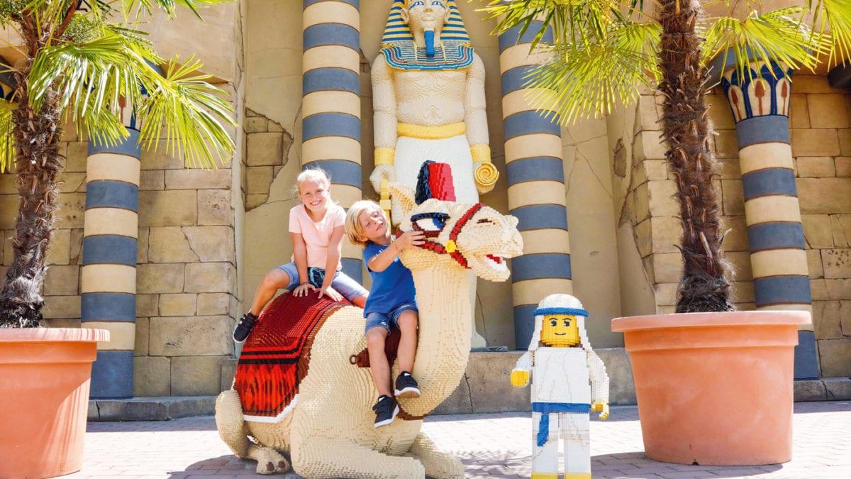 Im Land der Pharaonen, Legoland // HIMBEER