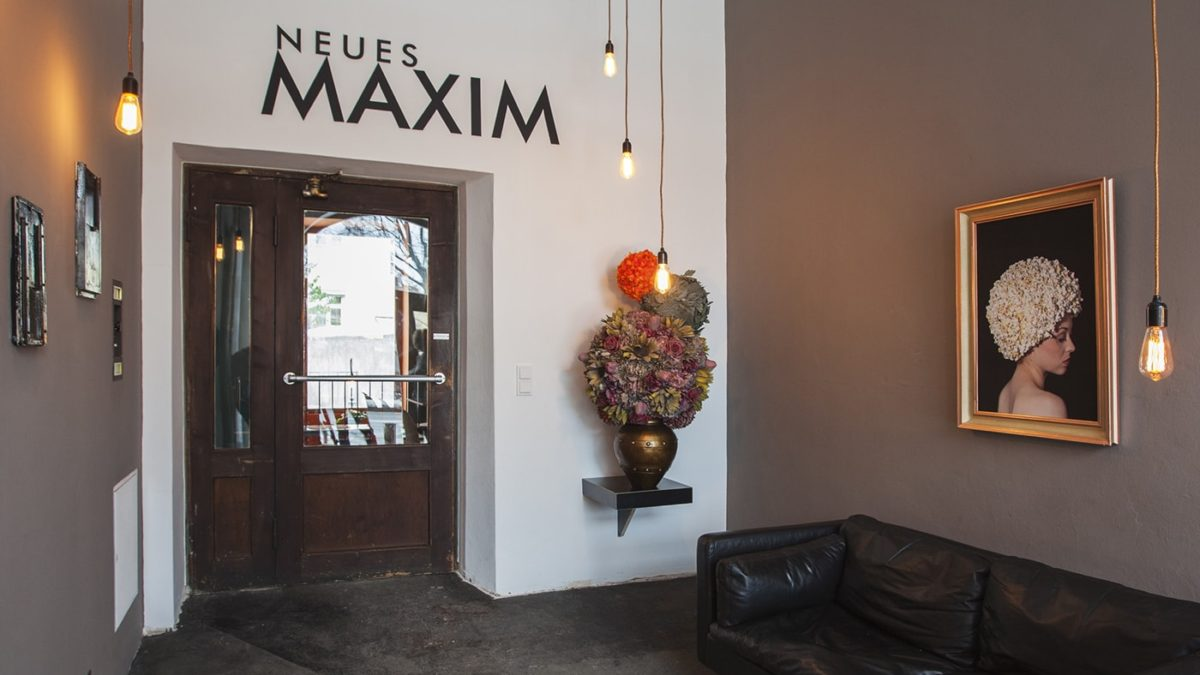 Neues Maxim Babykino // HIMBEER