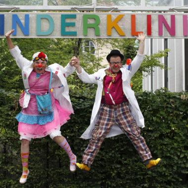 Stiftungsfrühling KlinikClowns // HIMBEER