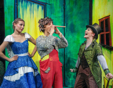 Pinocchio - das Musical // HIMBEER