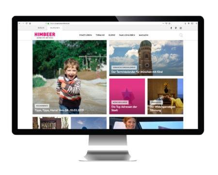 Mediadaten muenchenmitkind.de, dem Familien-Onlineportal