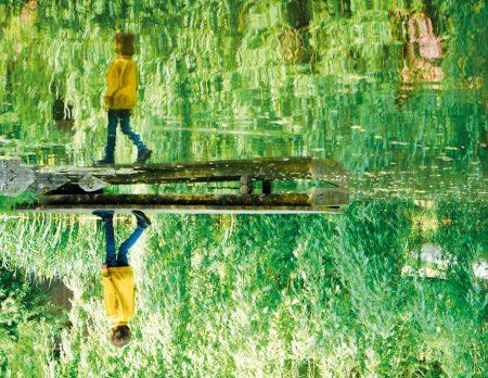 Wasserreflexionen beim Kinderfotopreis // HIMBEER