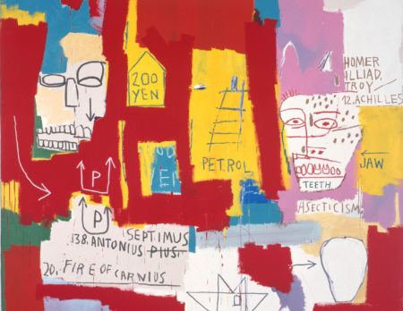Forever Young, Basquiat // HIMBEER