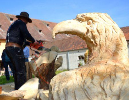 Kunst im Gut Skulptur // HIMBEER