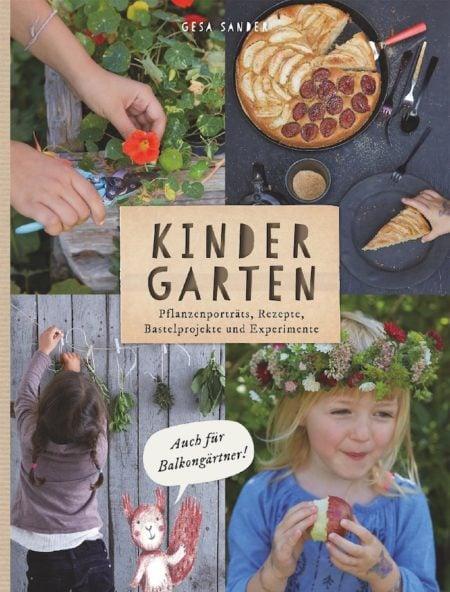 Buchtipp: Kinder-Gartenbuch: Gärtnern für Kinder // HIMBEER