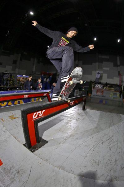 Skate and Style Skater Skateboard // HIMBEER