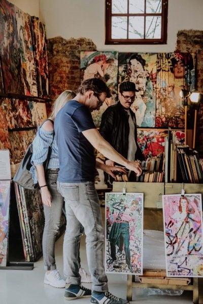 Kunst- und Desingmarkt Bilder Wochenende // HIMBEER