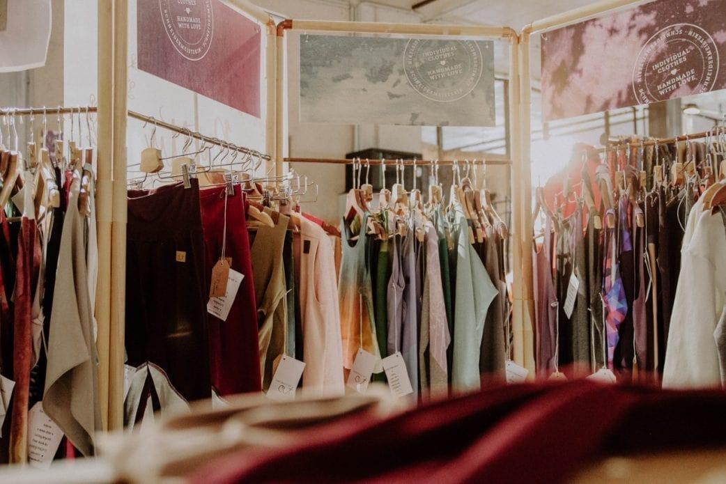 Kunst- und Designmarkt Kleider Fashion // HIMBEER