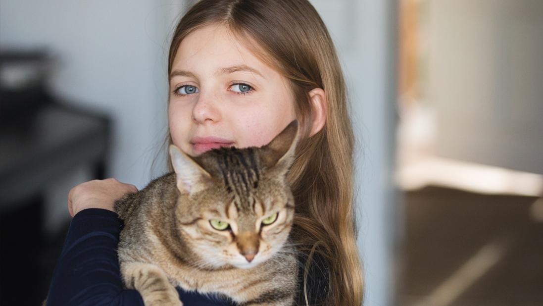 HIMBEER Magazin für München mit Kind, Ausgabe April-Mai 2019: Kinder und ihr Haustierwunsch // HIMBEER