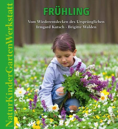Cover Frühlingsbuch Natur-Kinder-Garten-Werkstatt // HIMBEER