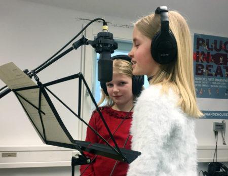 Kinder machen Radio // HIMNBEER