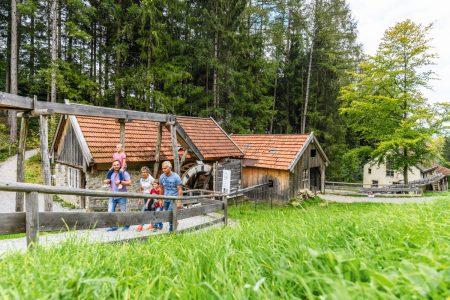 Freilichtmuseum Glentleiten Familie // HIMBEER