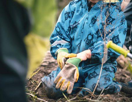 Macht euch Schmutzig Garten Gartenarbeit Workshops // HIMBEER