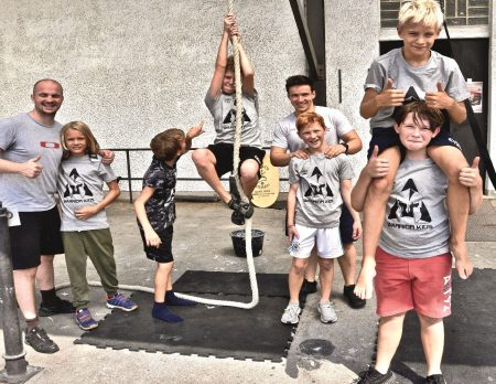 Warrior Kids Kurse // HIMBEER
