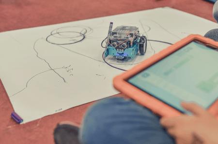 miniVersum Roboter // HIMBEER