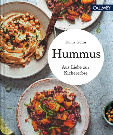 Hummus mit Haselnussmus // HIMBEER