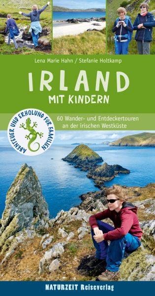Naturzeit-Reisetipps für Familien: Reiseführer Irland mit Kindern // HIMBEER