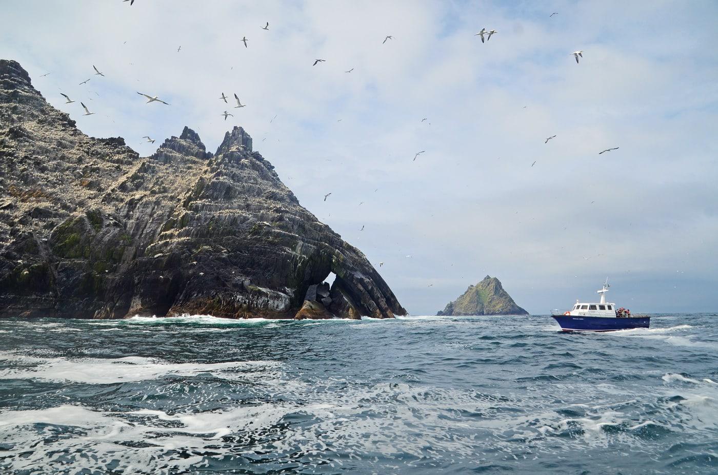 Naturzeit-Reisetipps für Familien: Skellingrocks in Irland // HIMBEER