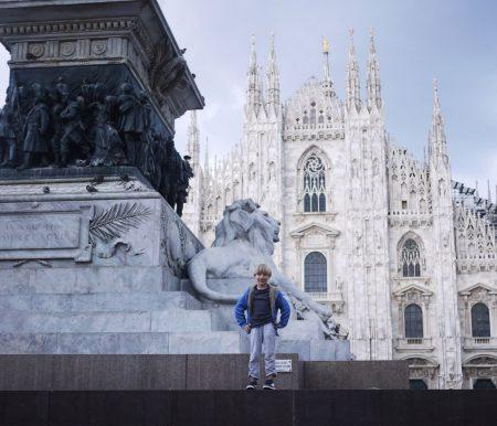 Reisen mit Kindern in Italien: Mailand // HIMBEER
