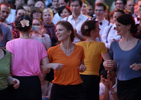 Tanz den Gasteig // HIMBEER