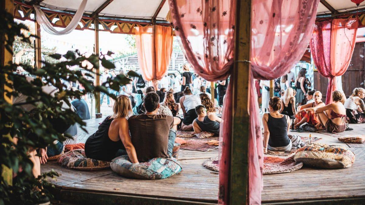 Wannda Yoga Festival // HIMBEER