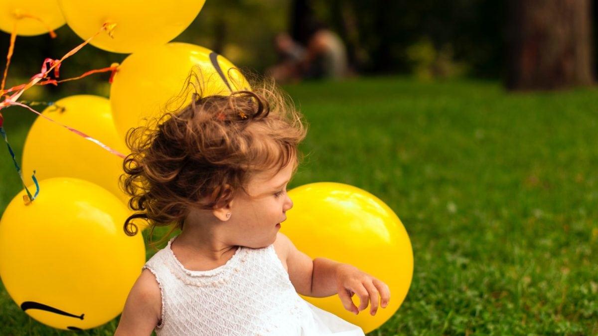 Wochenendtipps Maedchen Ballons // HIMBEER