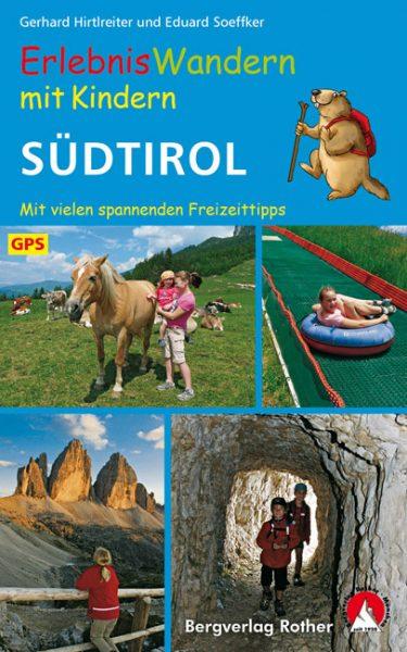 Wanderführer für Familien vom Bergverlag Rother: Wandern Mut dem Kinderwagen – Berlin // HIMBEER