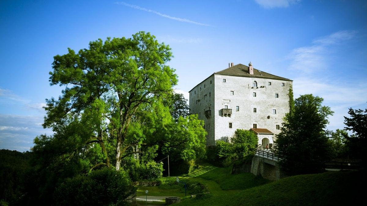 Deutsche Jugendherberge Saldenburg // HIMBEER