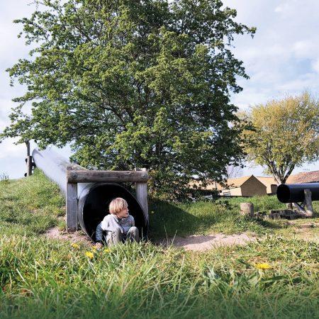 Familienurlaubs-Tipp: Dänemark mit Kindern – Feriendorf Sund & Skov in Middelfart // HIMBEER