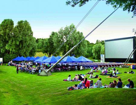 Kino am Olympiasee FamilyOpenAirs // HIMBEER