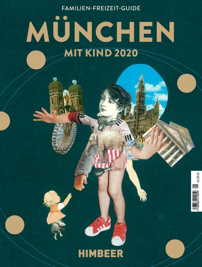 Familien-Freizeit-Guide MÜNCHEN MIT KIND 2020 // HIMBEER