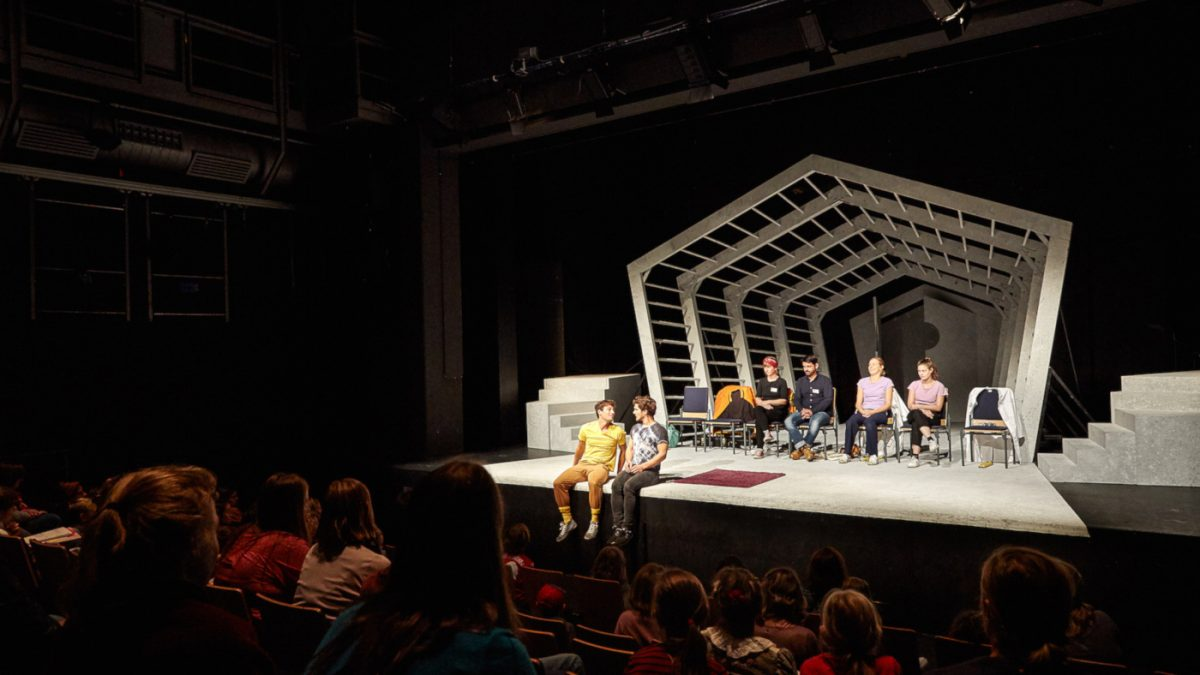 Theaterfest Schauburg Buehne // HIMBEER