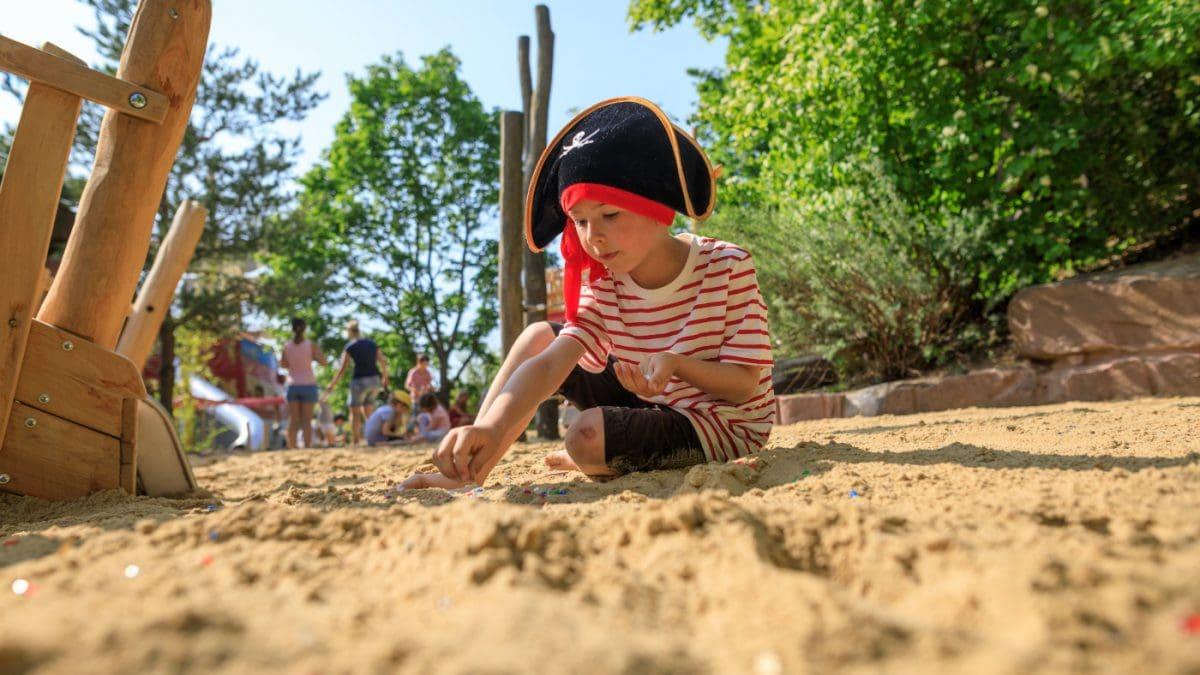 Pirat Playmobil Fun Park // HIMBEER