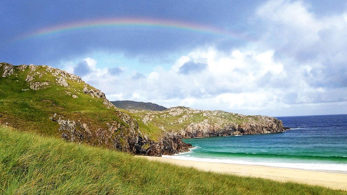 Familienurlaub – Wandern mit Kindern in Schottland // HIMBEER