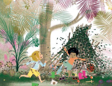 Erlesene Vielfalt – Diversität im Kinderbuch: Kalle und Elsa // HIMBEER