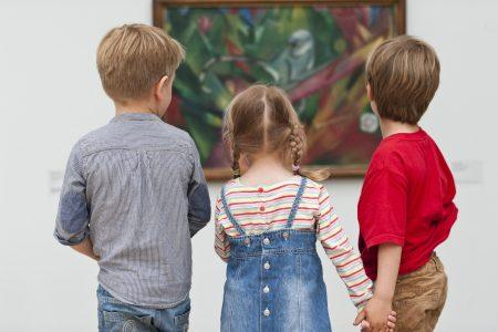 kinder Lehnbachhaus Familienworkshop // HIMBEER