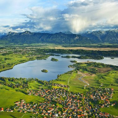 Staffelsee Das Blaue Land Wanderung Ausflug // HIMBEER