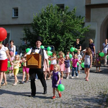 Familienfest Internationale Jugendbibliothek // HIMBEER