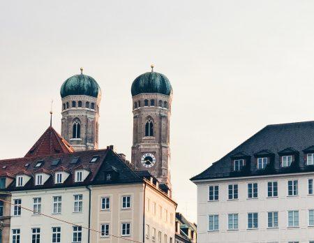 Muenchen Made in Munich Schoenes aus Muenchen // HIMBEER