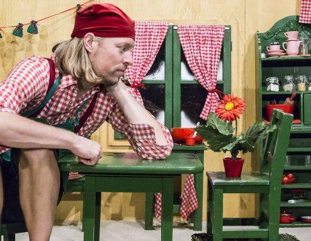 Adalbert der achte Zwerg Lach und Schiess // HIMBEER