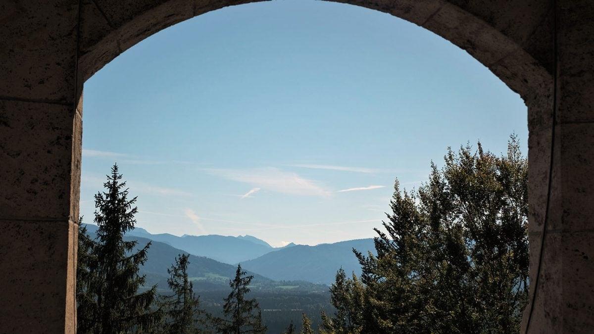 Taubenberg Blick aus Turm // HIMBEER